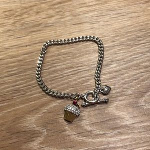 Juicy Couture Cupcake Bracelet